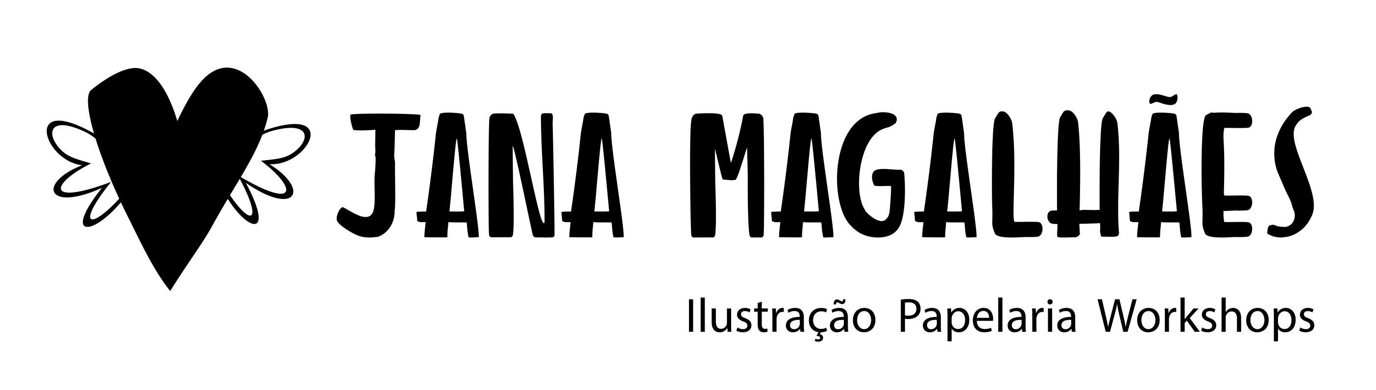 Jana Magalhães | Loja Online | Ilustrações e Papelaria